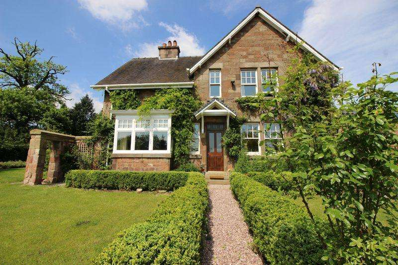 3 Bedrooms Detached House for sale in Coney Greave, Horton, Leek