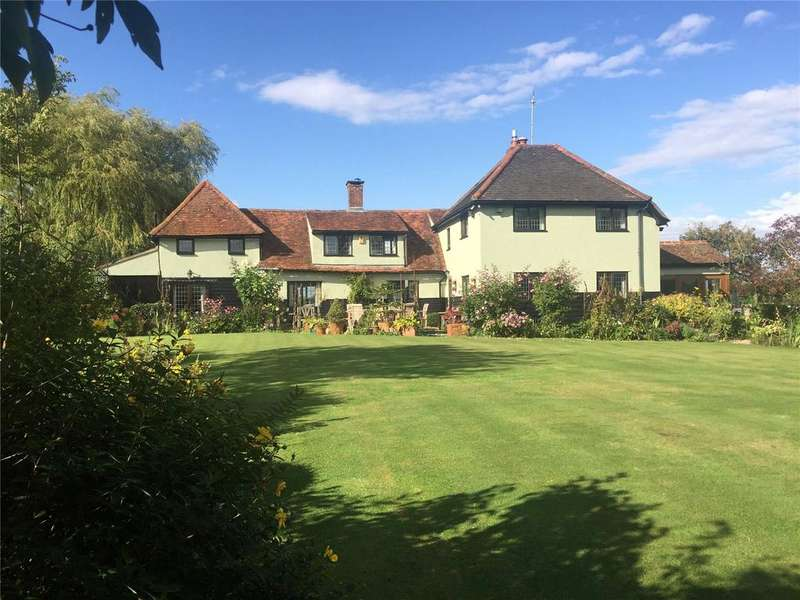 4 Bedrooms Detached House for sale in Pigstye Green, Willingale, Ongar, Essex, CM5