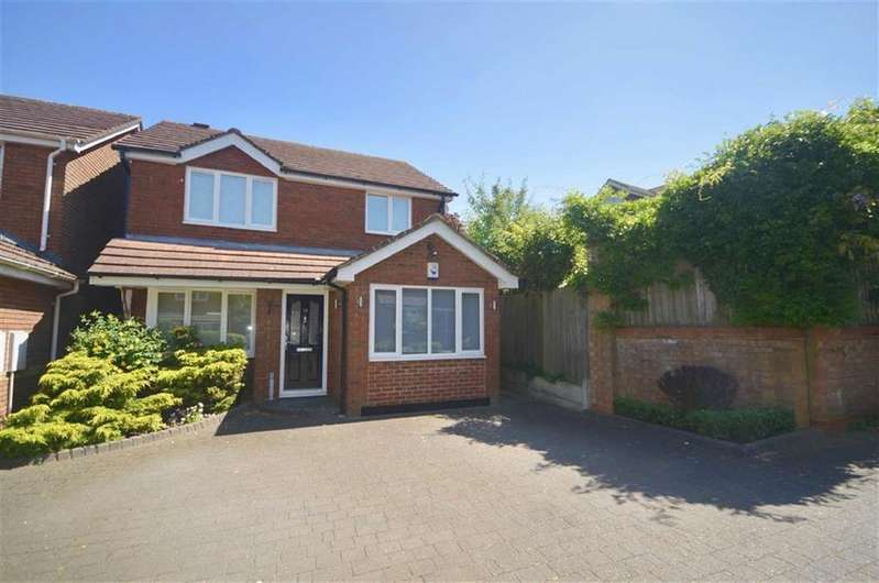 3 Bedrooms Detached House for sale in Ribston Close, Shenley, Hertfordshire