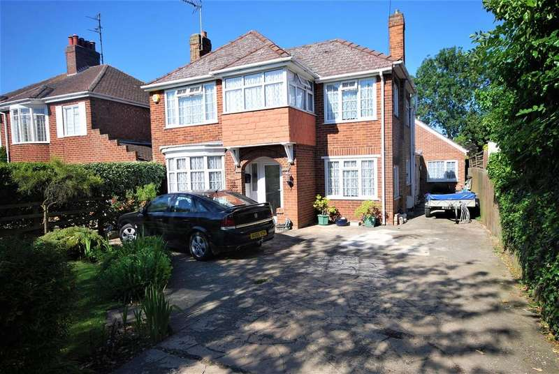 4 Bedrooms Detached House for sale in 128 Spalding Road, Pinchbeck, Spalding