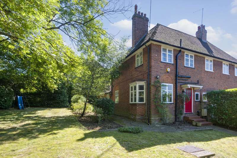 3 Bedrooms House for sale in Addison Way, Hampstead Garden Suburb