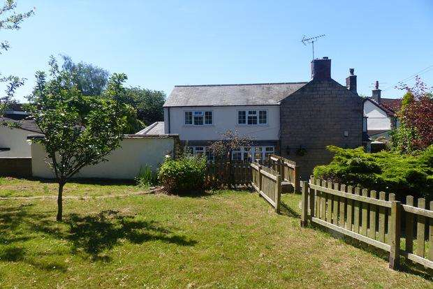 4 Bedrooms Detached House for sale in The Hill, Glapwell, Chesterfield, S44
