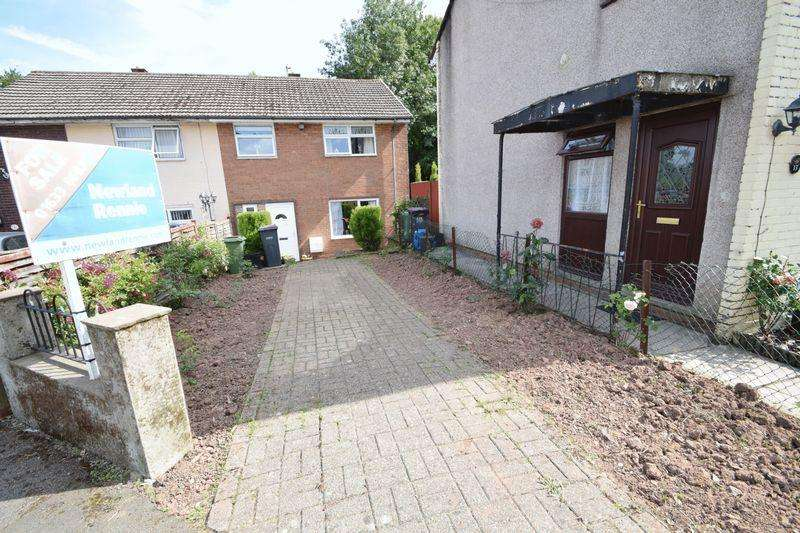 3 Bedrooms Semi Detached House for sale in Mynydd Maen Road, Pontnewydd, Cwmbran