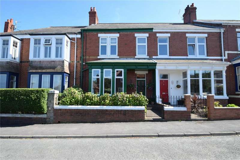 4 Bedrooms Terraced House for sale in Maureen Terrace, Seaham, Co Durham, SR7
