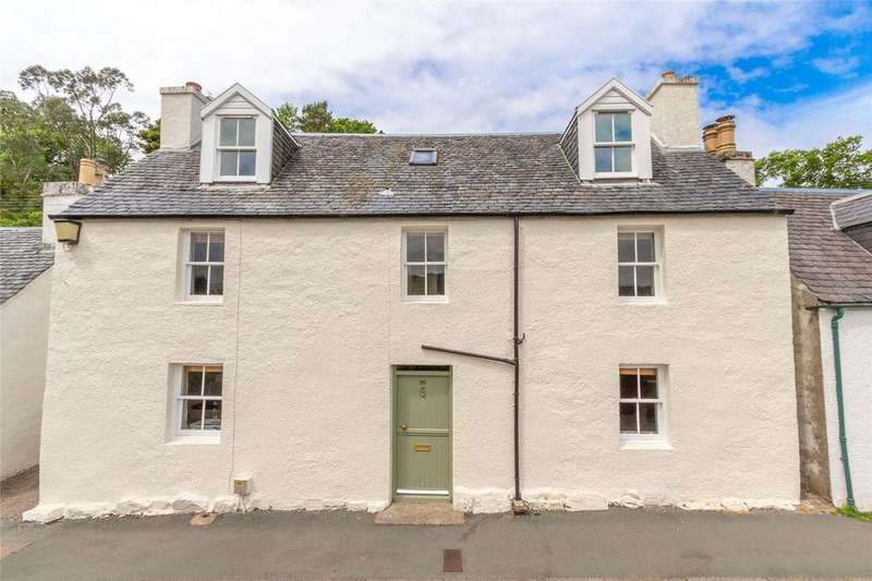 4 Bedrooms Detached House for sale in Harbour Street, Plockton, Ross-Shire