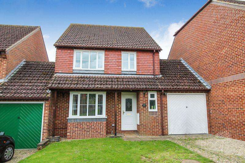 4 Bedrooms Detached House for sale in Spring Meadows, Great Shefford