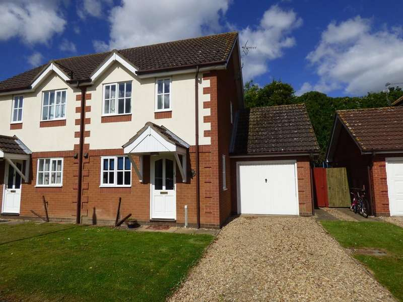 2 Bedrooms Semi Detached House for sale in St Annes Way, Spalding