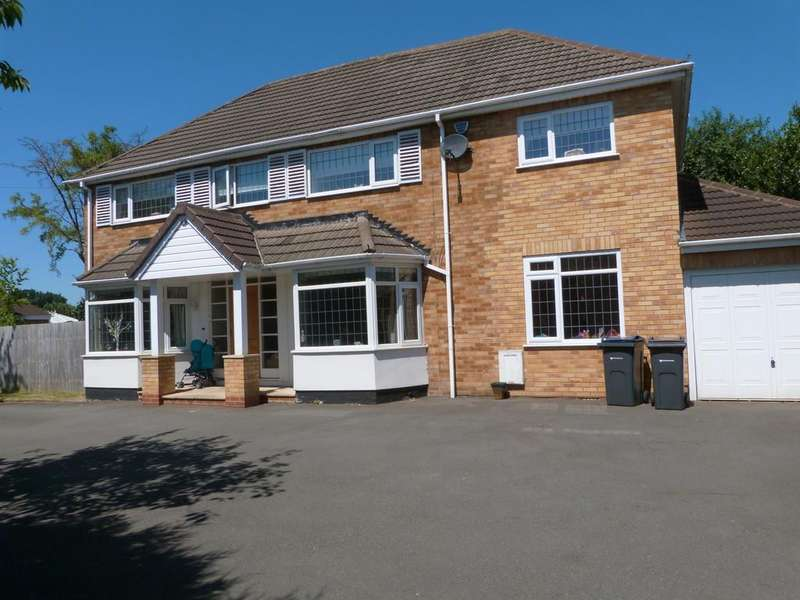 5 Bedrooms Detached House for sale in Little Sutton Road, Sutton Coldfield