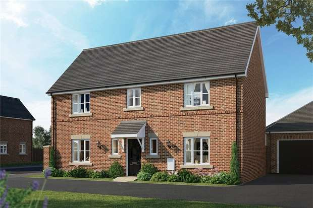4 Bedrooms Detached House for sale in The Walford, Meadow Croft, Houghton Conquest