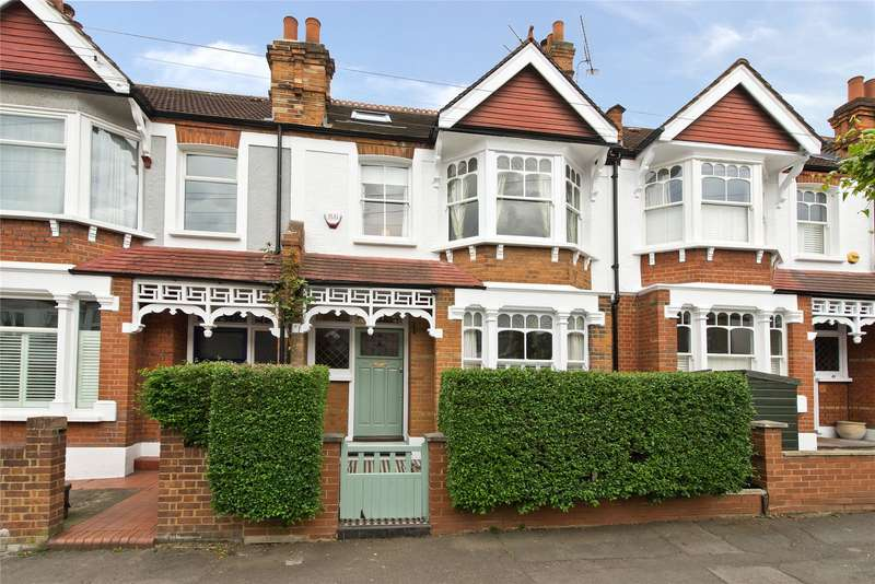 4 Bedrooms Terraced House for sale in Durnsford Avenue, Southfields, London, SW19