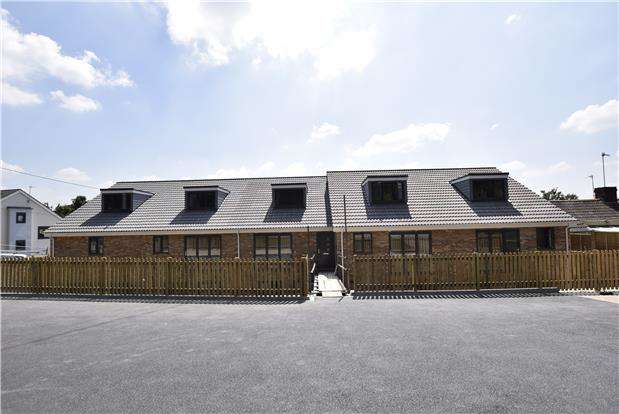 3 Bedrooms Maisonette Flat for sale in Plot 8 Avon View, Crews Hole Road, BRISTOL, BS5 8BB