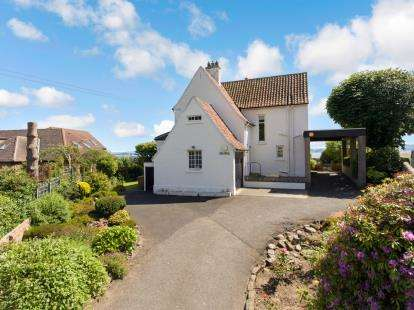 4 Bedrooms Detached House for sale in Dallas Avenue, Burntisland