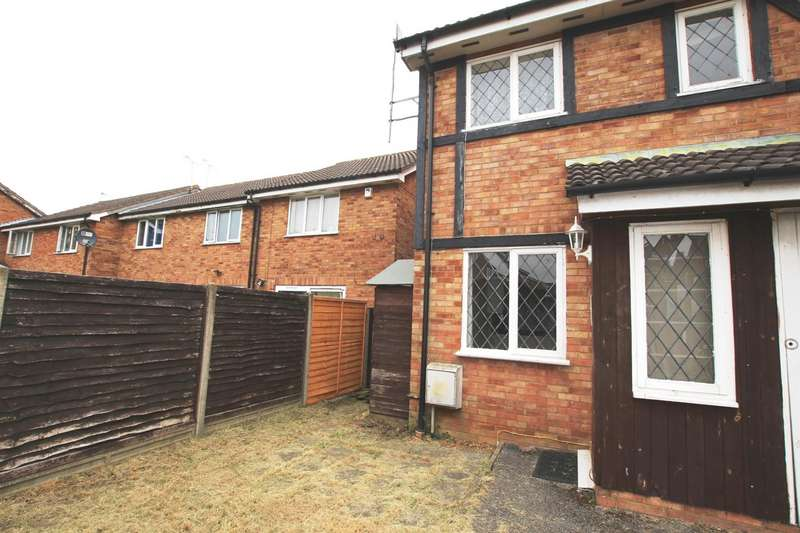 1 Bedroom House for sale in Swan Mead, Luton