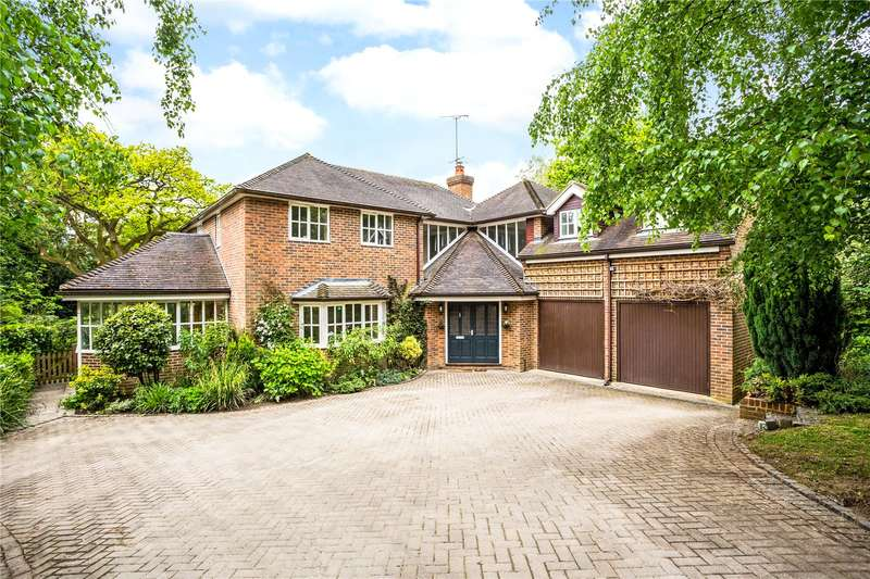 4 Bedrooms Detached House for sale in Orchard Lane, Boars Hill, Oxford, Oxfordshire, OX1