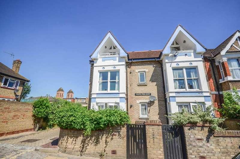 1 Bedroom Flat for sale in Craven Park Road, London, N15