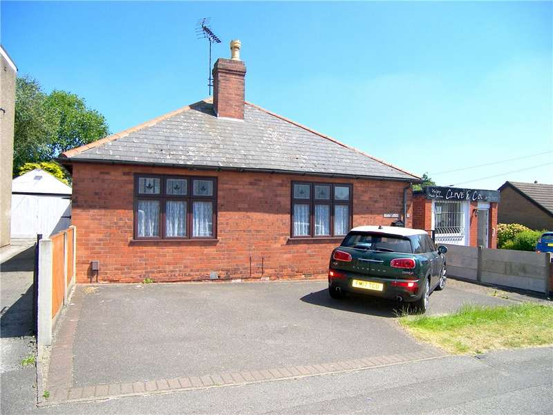 2 Bedrooms Detached Bungalow for sale in Birchwood Lane, South Normanton, Alfreton, Derbyshire, DE55