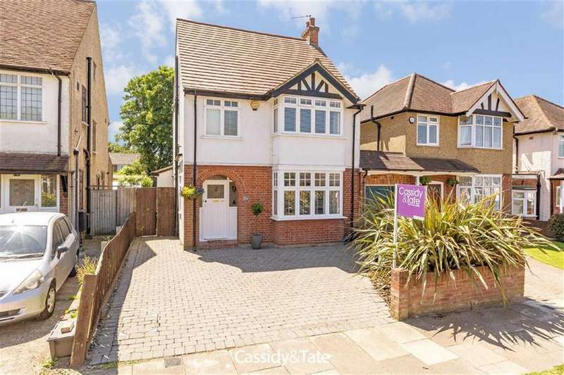 4 Bedrooms Detached House for sale in Seymour Road, St Albans, Hertfordshire