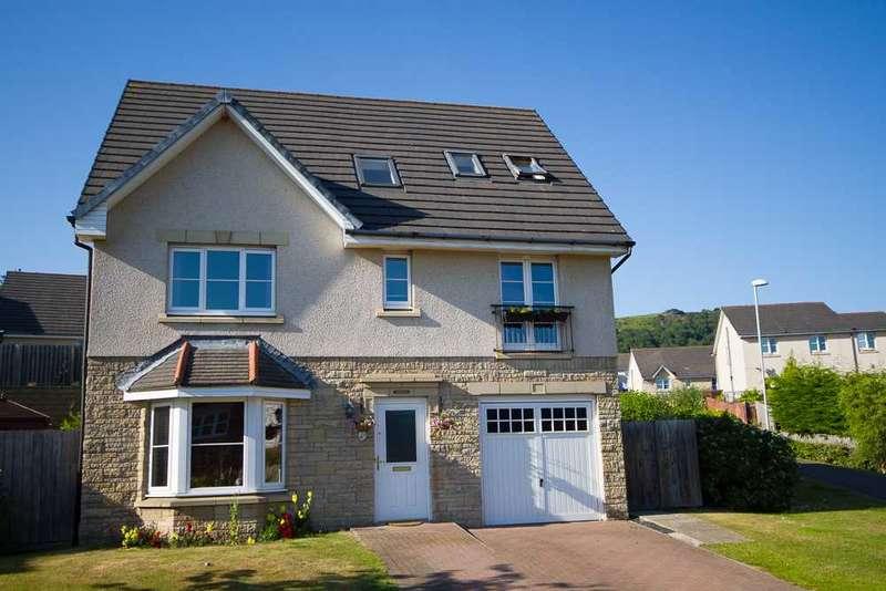 5 Bedrooms Detached Villa House for sale in Fidra Avenue, Burntisland