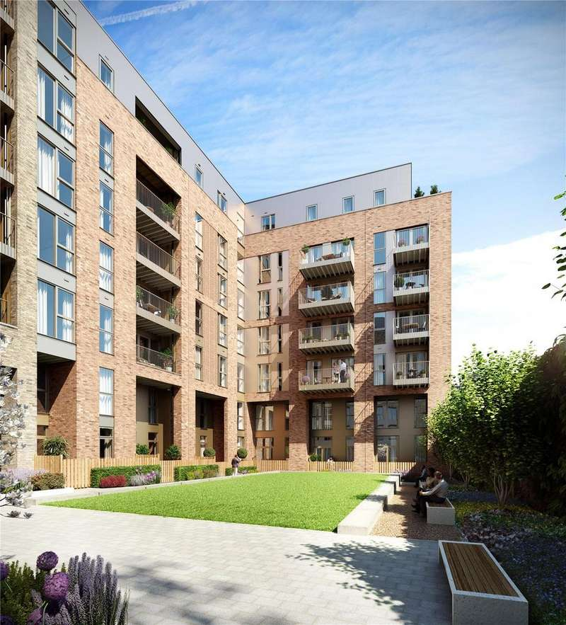 1 Bedroom Apartment Flat for sale in Bond House, Goodwood Road, New Cross Gate, London, SE14