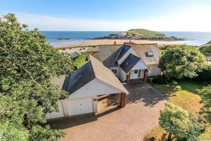 4 Bedrooms Detached House for sale in Ringmore Drive, Bigbury on Sea, Kingsbridge, TQ7