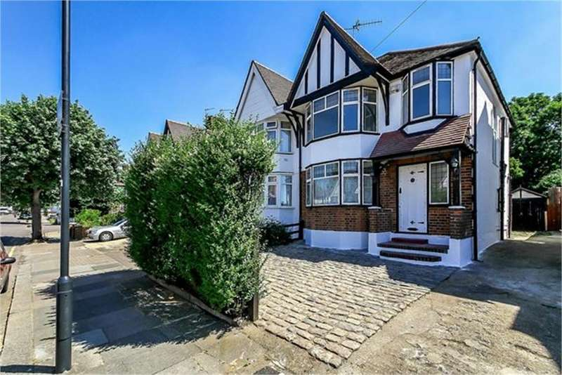 3 Bedrooms Semi Detached House for sale in Ballogie Avenue, London