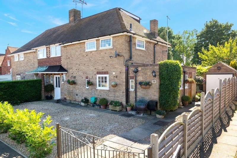 4 Bedrooms Semi Detached House for sale in Ancaster Road, Bourne, PE10