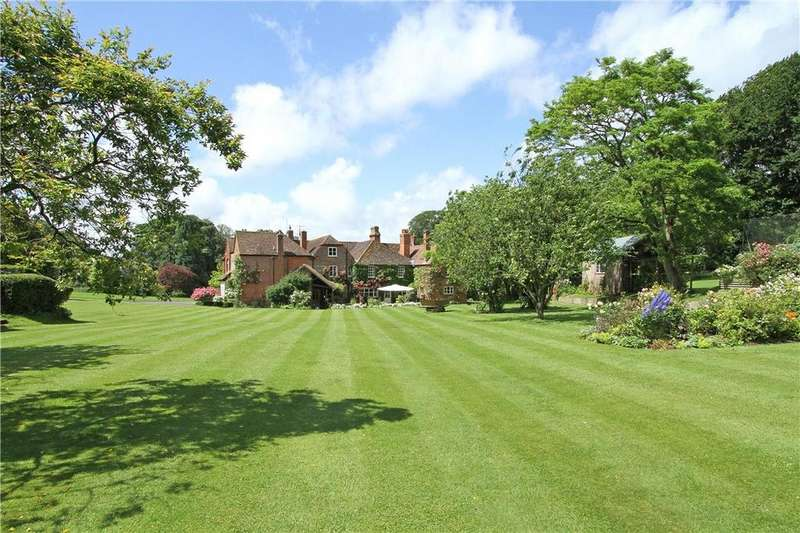 10 Bedrooms Detached House for sale in Ashe Warren, Basingstoke, Hampshire, RG25