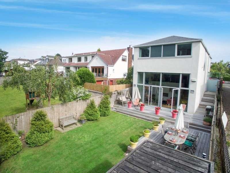 4 Bedrooms Detached Villa House for sale in 27 Whittingehame Drive, Kelvinside, G12 0XT