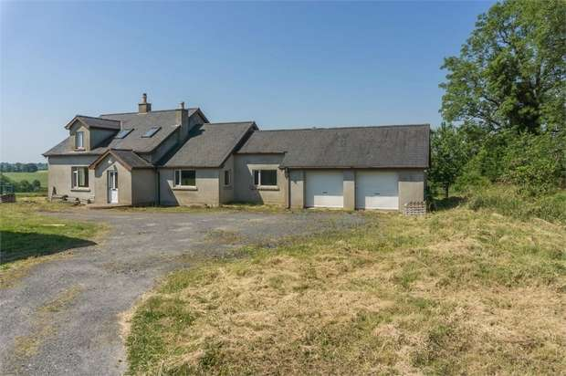 4 Bedrooms Detached House for sale in Old Church Lane, Aghalee, Craigavon, County Antrim