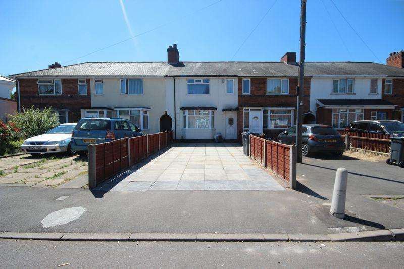 2 Bedrooms Terraced House for sale in Broadyates Grove, Birmingham
