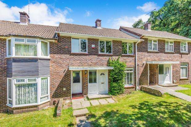 3 Bedrooms Terraced House for sale in Bracknell, Berkshire, .