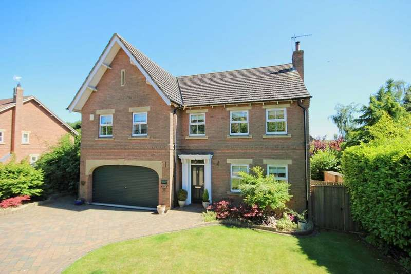 6 Bedrooms Detached House for sale in School Rise, Beverley Road, North Newbald, YO43