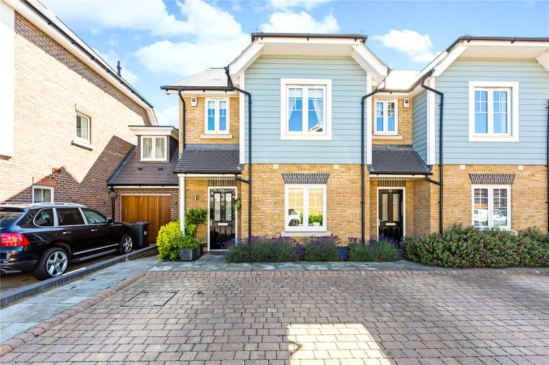 3 Bedrooms Semi Detached House for sale in Simpson Close, Maidenhead, Berkshire, SL6