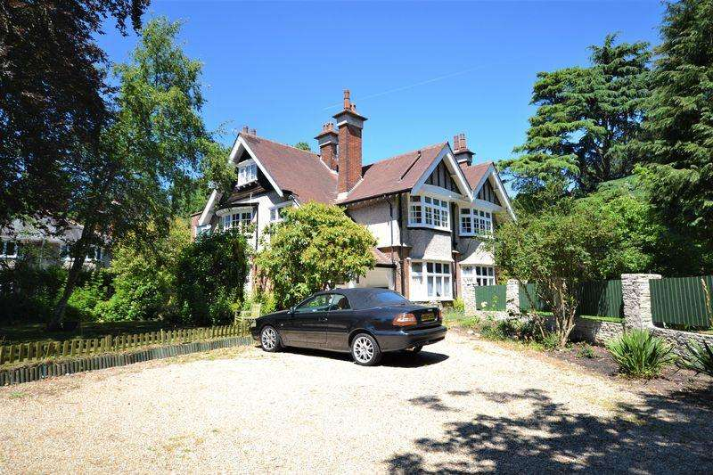 8 Bedrooms Detached House for sale in Northridge, Nelson Road, Branksome, Poole