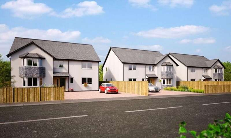 4 Bedrooms Detached House for sale in Meusydd Llydain, Penrhyndeudraeth, North Wales