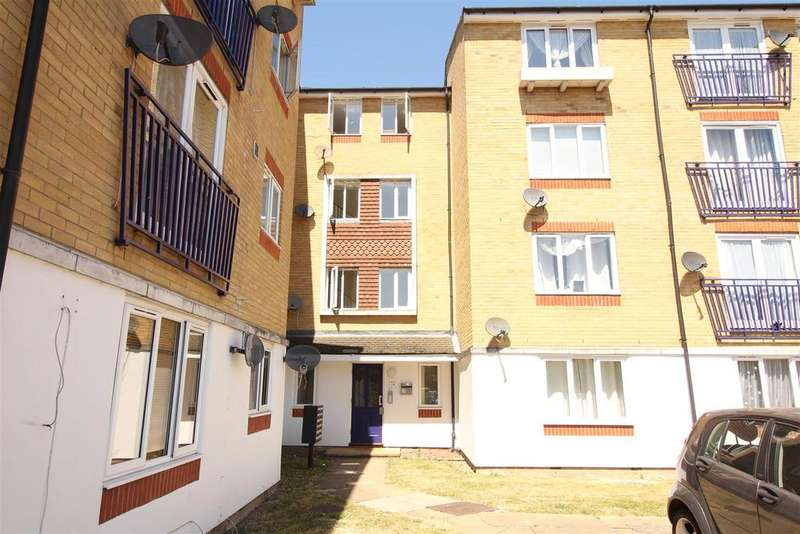 1 Bedroom Flat for sale in Dadswood, Harlow