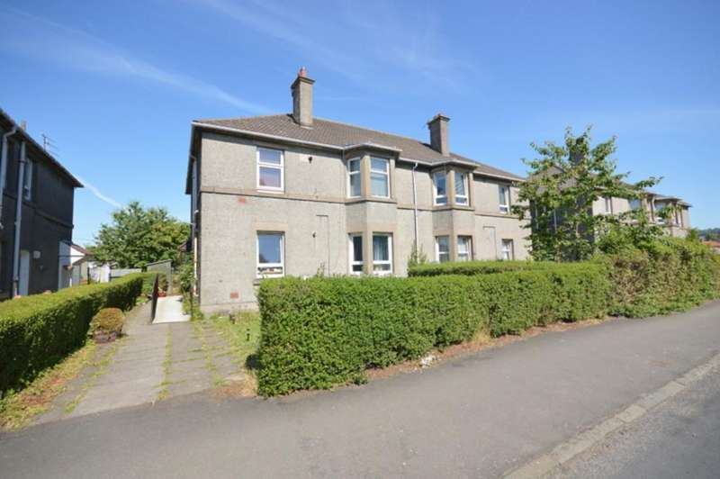 2 Bedrooms Flat for sale in Lennox Road, Dumbarton G82 2ND