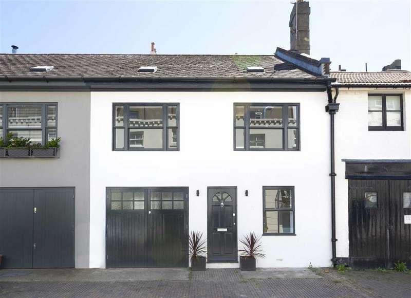 4 Bedrooms Mews House for sale in Eastern Terrace Mews, Brighton, East Sussex