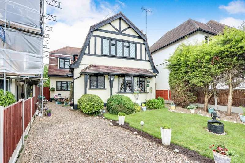 4 Bedrooms Detached House for sale in Ormonde Gardens, Leigh On Sea
