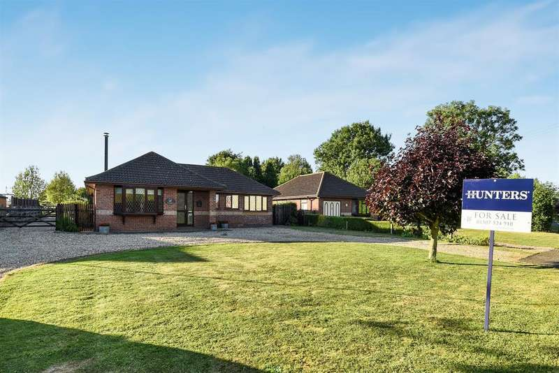 3 Bedrooms Detached Bungalow for sale in Main Street, Horsington, Woodhall Spa, LN10 5EX