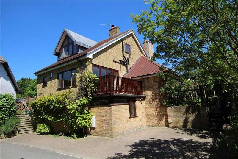 5 Bedrooms Detached House for sale in Springhead, Ashwell