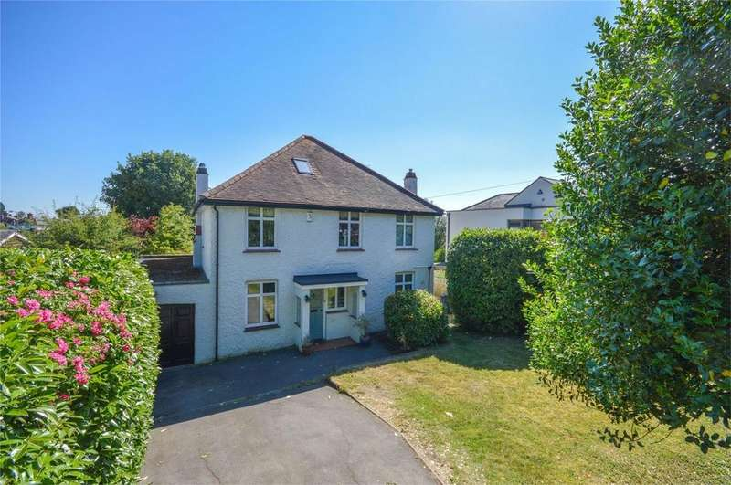 5 Bedrooms Detached House for sale in Chantry Road, BISHOP'S STORTFORD, Hertfordshire