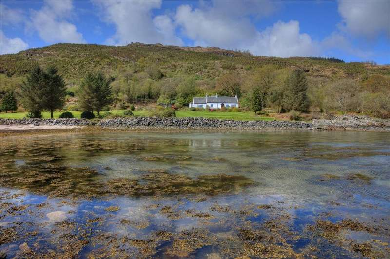 2 Bedrooms Detached Bungalow for sale in North Lodge, Stonefield, Tarbert, Argyll and Bute, PA29