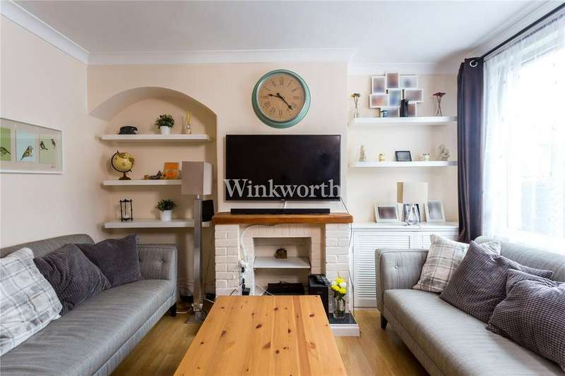 2 Bedrooms Terraced House for sale in Balliol Road, Tottenham, N17