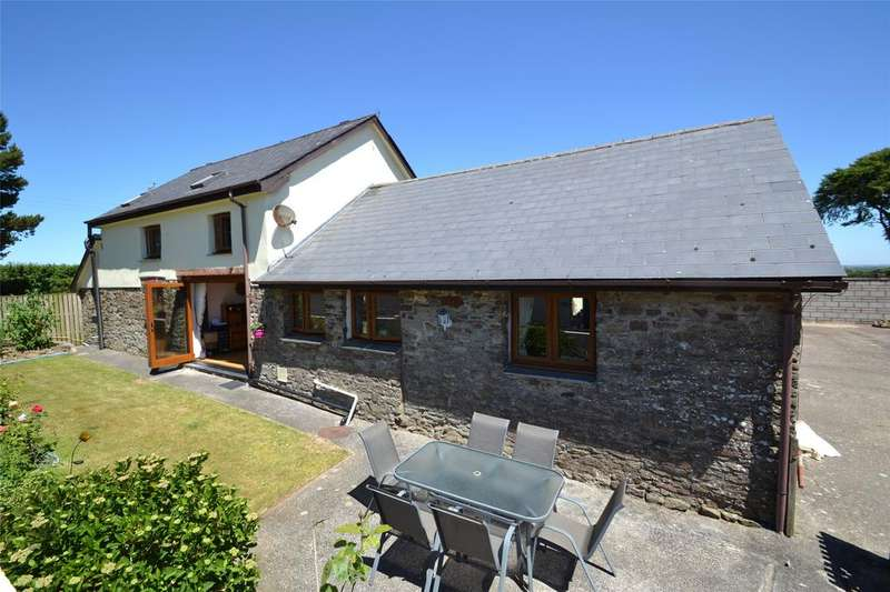 3 Bedrooms House for sale in Buckland Brewer, Bideford