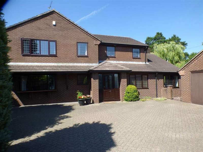 5 Bedrooms Detached House for sale in 2, Draycott Road, Upper Tean