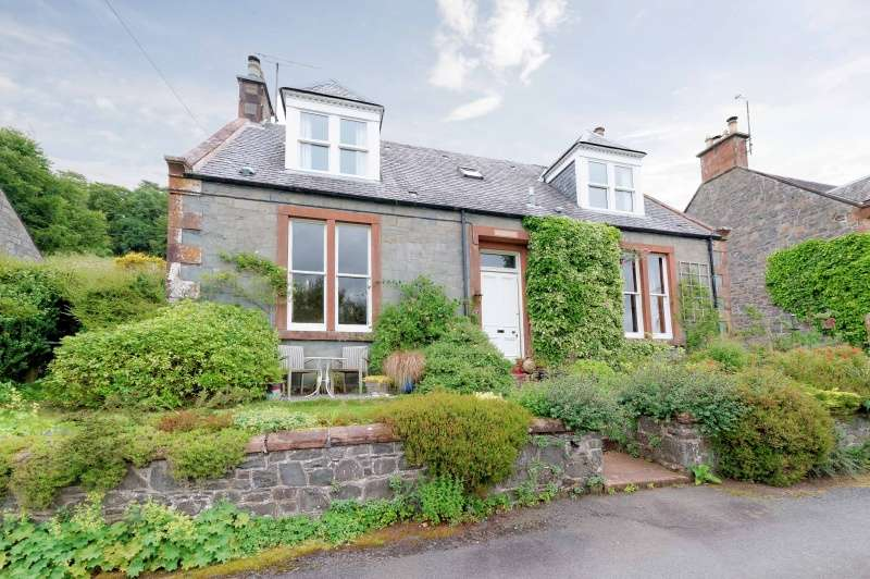 4 Bedrooms Detached House for sale in Hillside Terrace, Moffat, Dumfries and Galloway, DG10 9RT