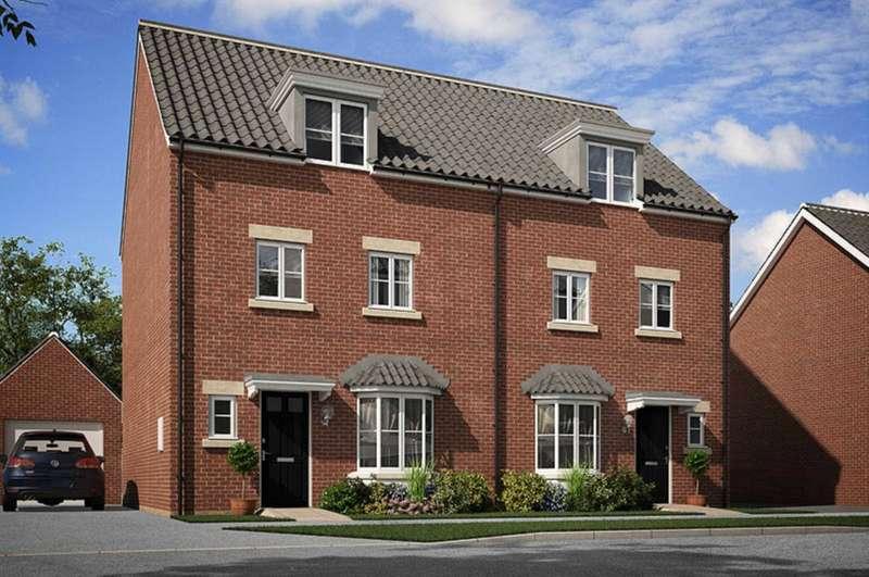 4 Bedrooms Terraced House for sale in Amen Green, Binfield