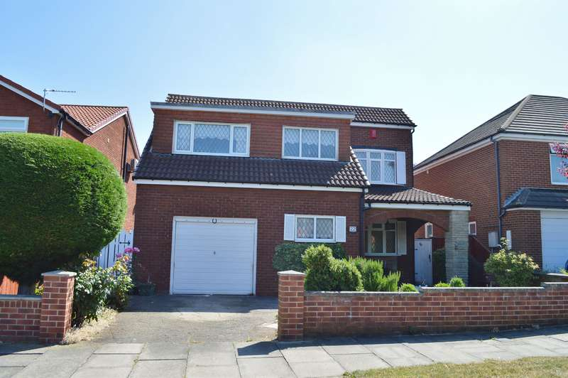3 Bedrooms Detached House for sale in Foxwood Drive, Elm Tree, Stockton-on-Tees, TS19 0TY
