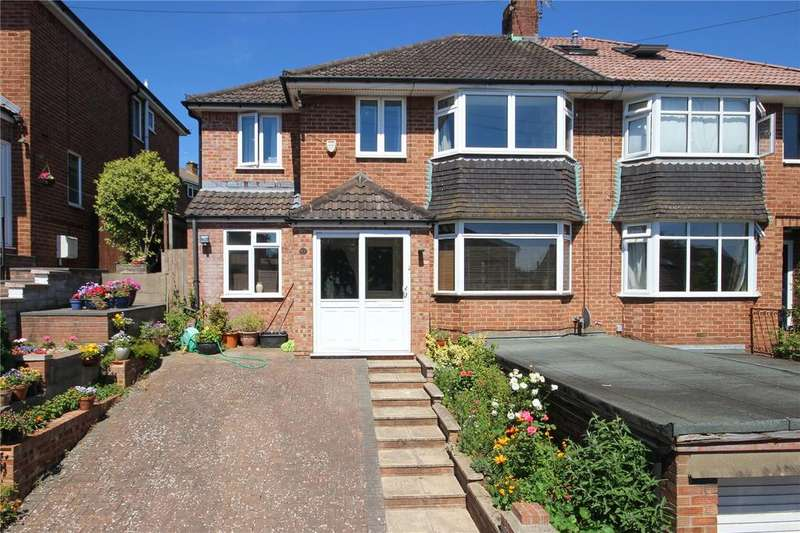 4 Bedrooms Semi Detached House for sale in Falcon Close, Westbury-On-Trym, Bristol, BS9